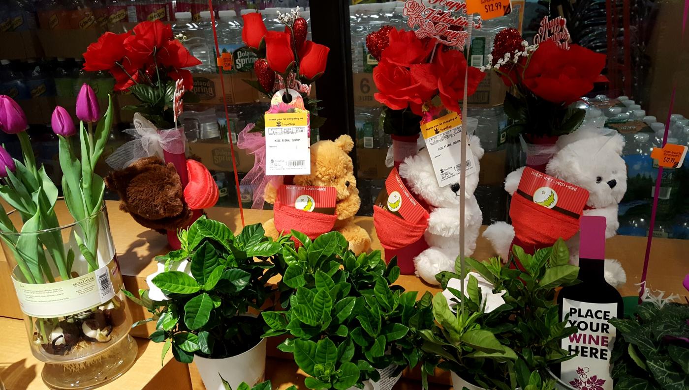 【田螺摄影】逛超市随拍情人节的玫瑰花_图1-13