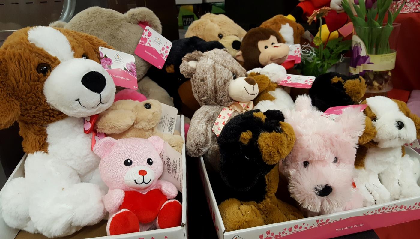 【田螺摄影】逛超市随拍情人节的玫瑰花_图1-15