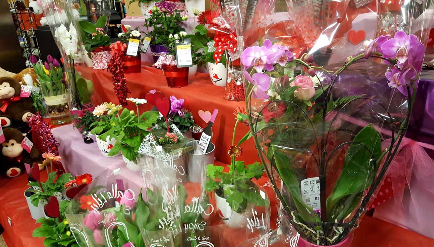 【田螺摄影】逛超市随拍情人节的玫瑰花_图1-16