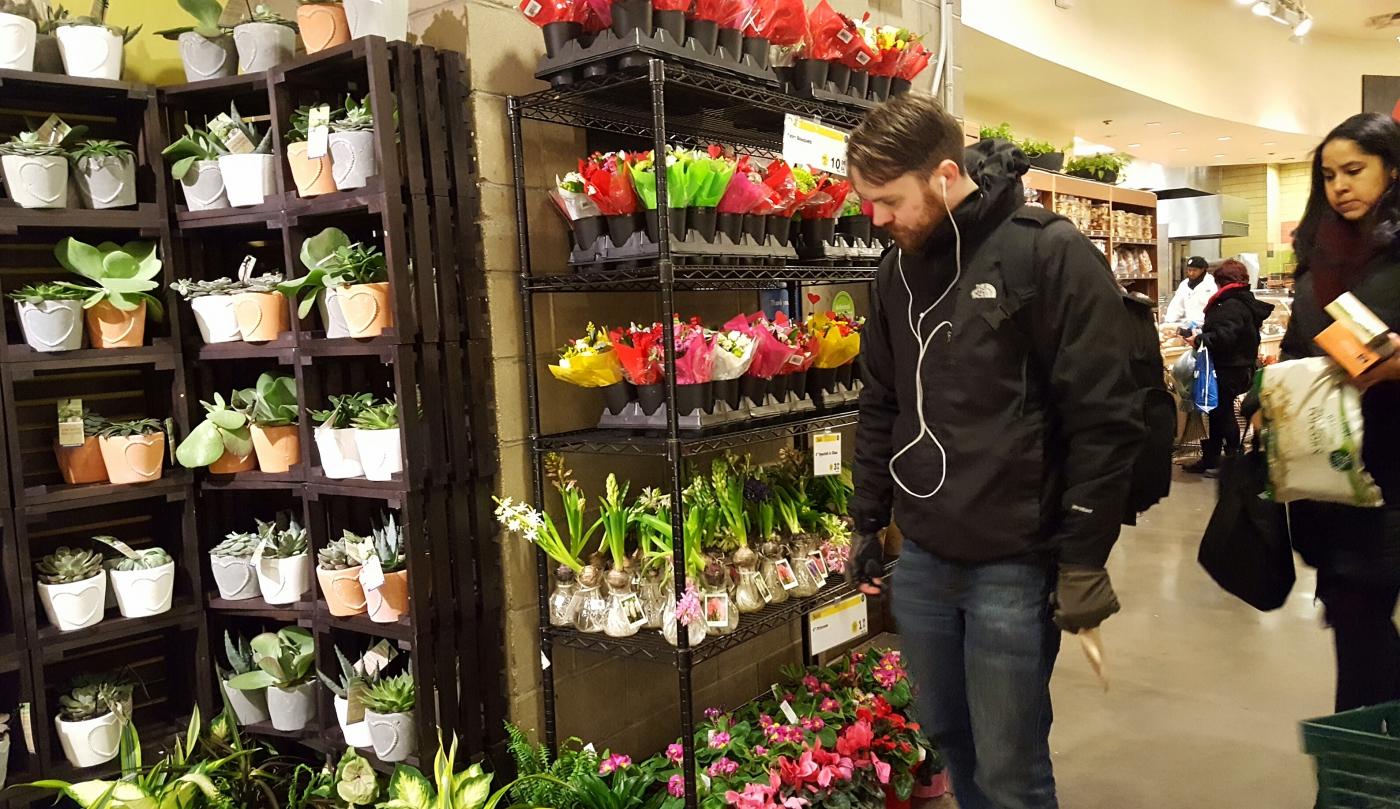 【田螺摄影】逛超市随拍情人节的玫瑰花_图1-18