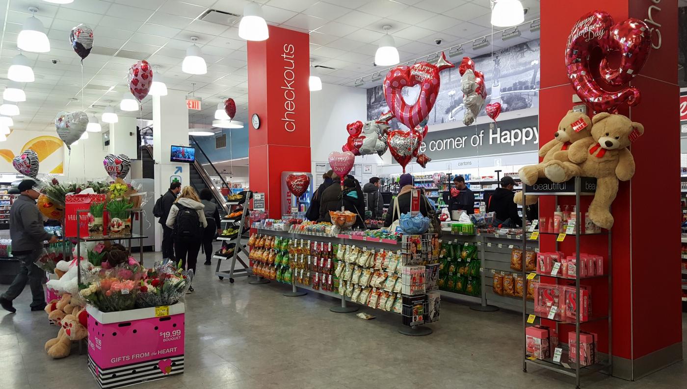 【田螺摄影】逛超市随拍情人节的玫瑰花_图1-25
