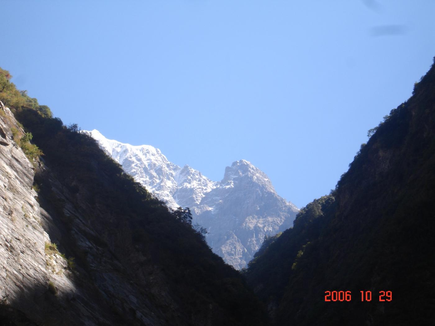 【汉良子】虎跳峡--中国最深的峡谷之一(图)_图1-6