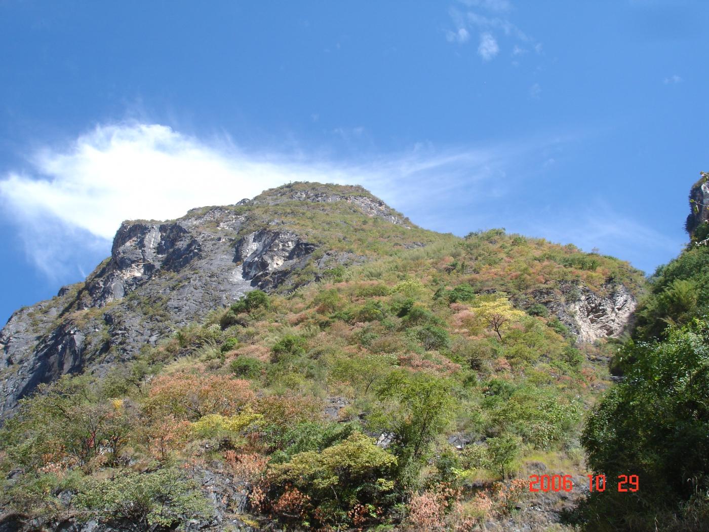 【汉良子】虎跳峡--中国最深的峡谷之一(图)_图1-9