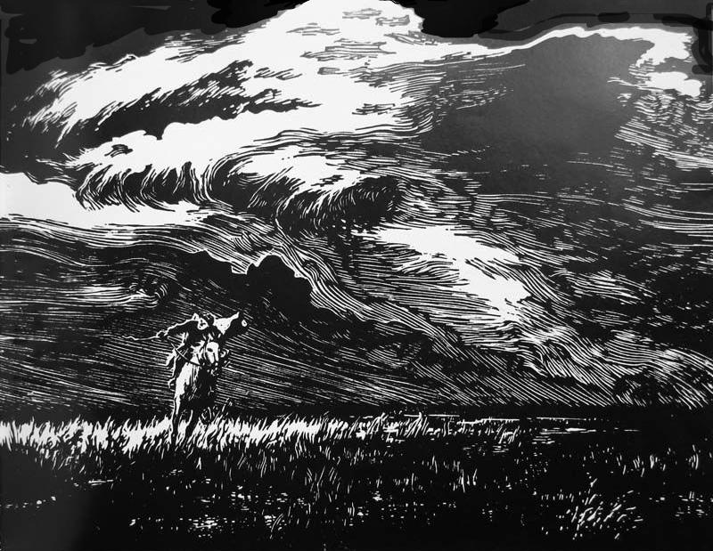 【读画随笔】时代的宝剑情歌_图1-7