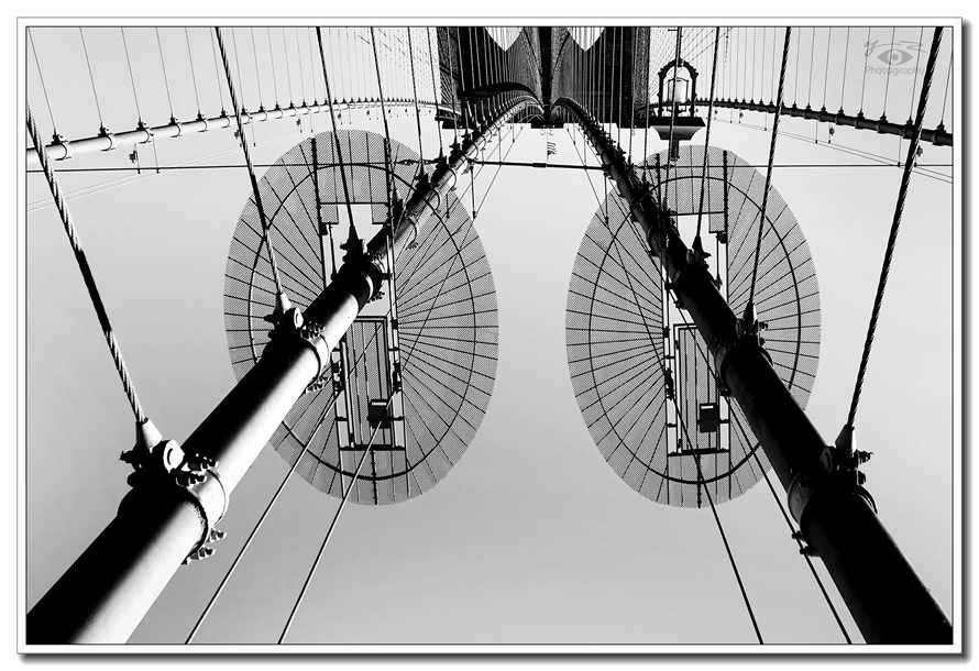 【相机人生】步徒布鲁克林大桥(490)_图1-1
