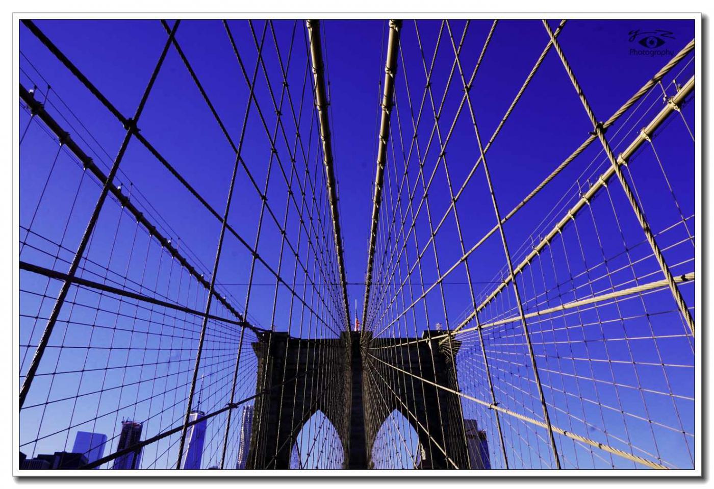 【相机人生】步徒布鲁克林大桥(490)_图1-2