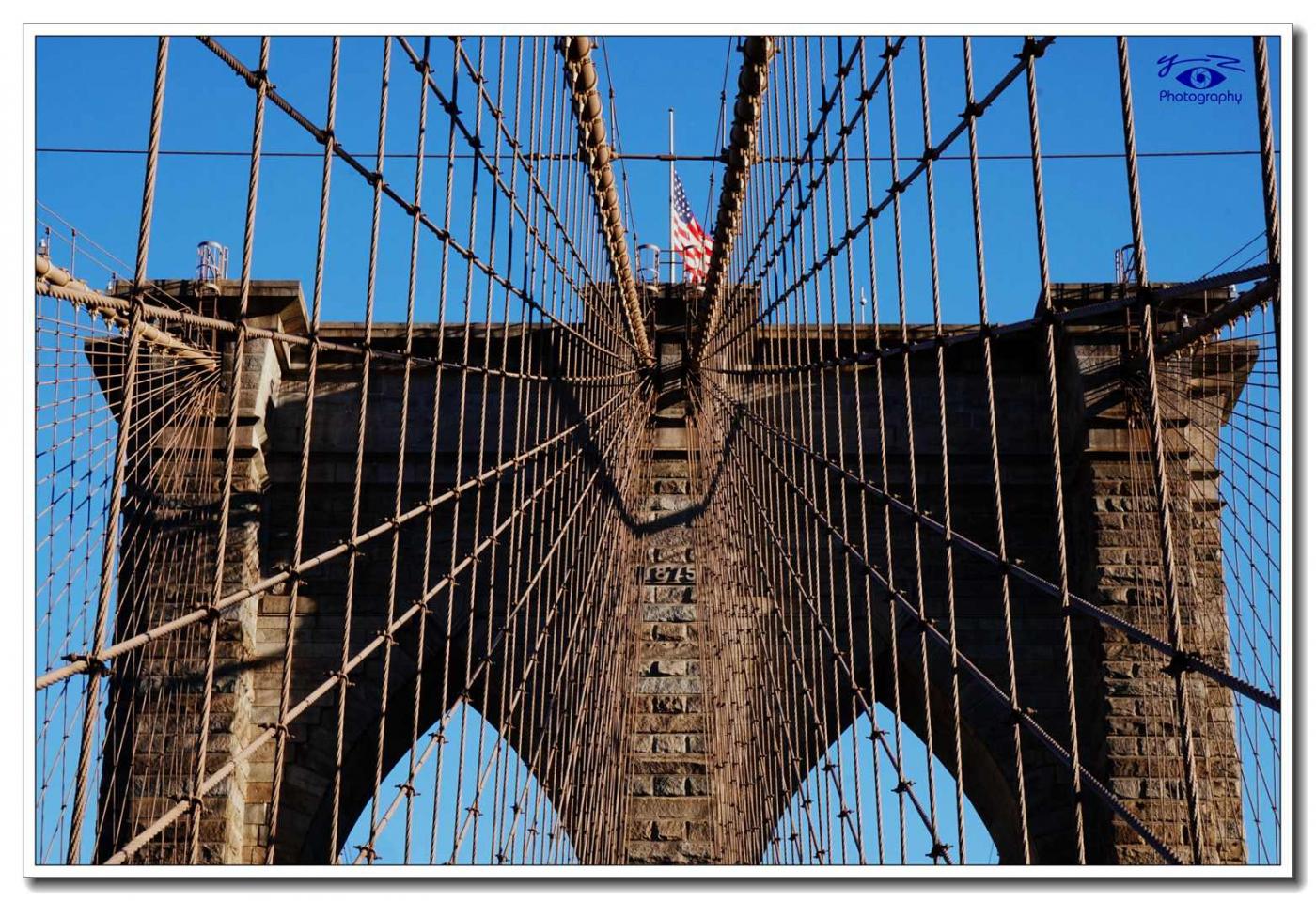 【相机人生】步徒布鲁克林大桥(490)_图1-7