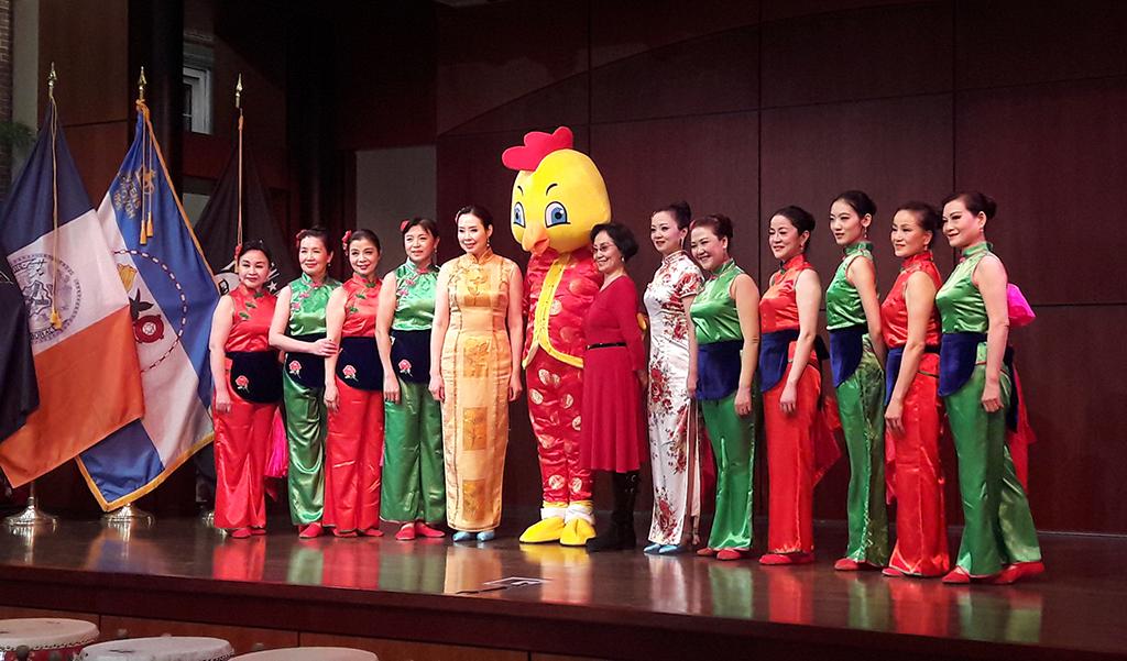 皇后區歡慶農曆新年攝影比賽頒獎典禮_图1-5