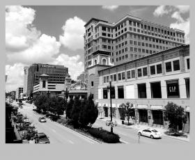 黑白魅力——堪萨斯城
