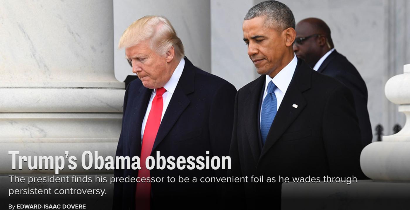 """奥巴马到底有没有在白宫安插""""内鬼""""监视窃听川普?_图1-9"""
