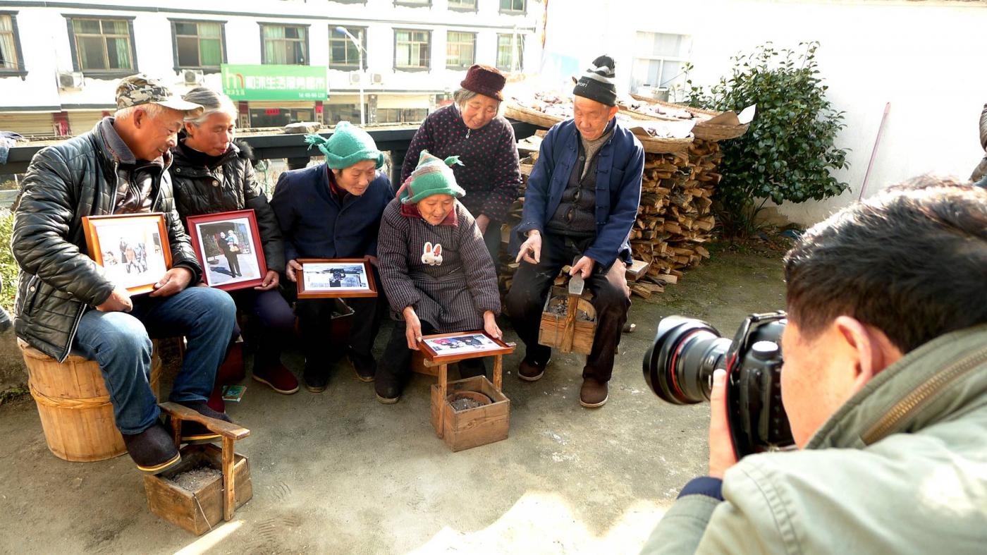 情系老区,福送农家,关爱山区父老乡亲免费拍摄全家福_图1-29