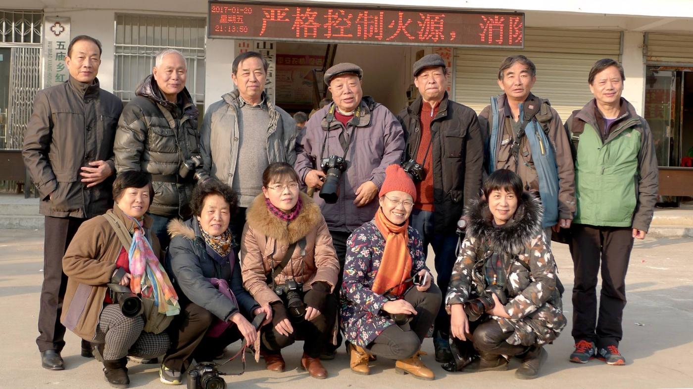 情系老区,福送农家,关爱山区父老乡亲免费拍摄全家福_图1-37