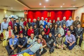 欢聚今宵,2017美国中文网大聚会