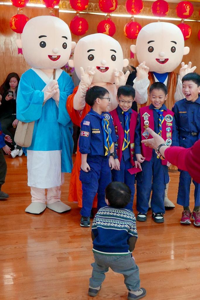 佛光山中国年庆联欢会_图1-11