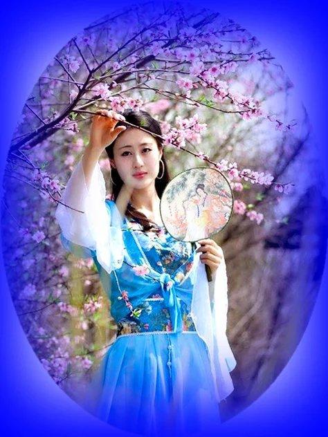 人面桃花相映红的故事_图1-5