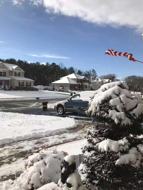 高娓娓:一下雪,纽约就美成了天堂_图1-7