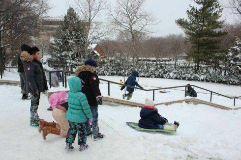 高娓娓:一下雪,纽约就美成了天堂_图1-10