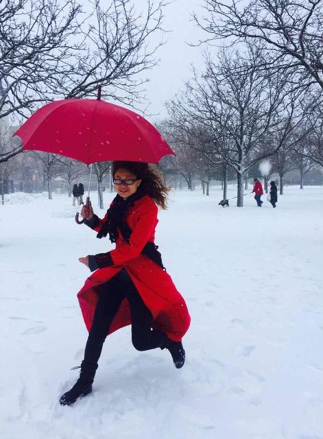 高娓娓:一下雪,纽约就美成了天堂_图1-6