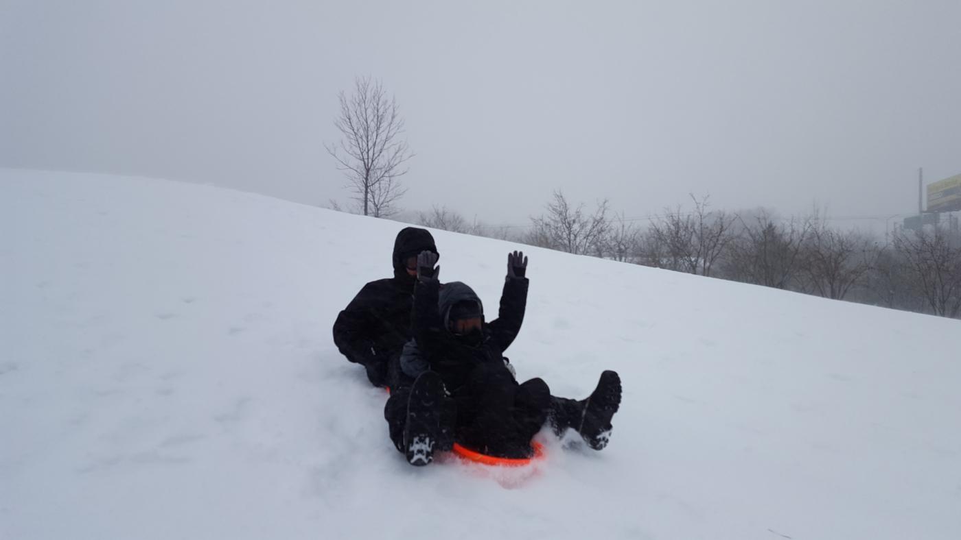 【田螺摄影】暴风雪里我捉到像诗―样的画面_图1-7