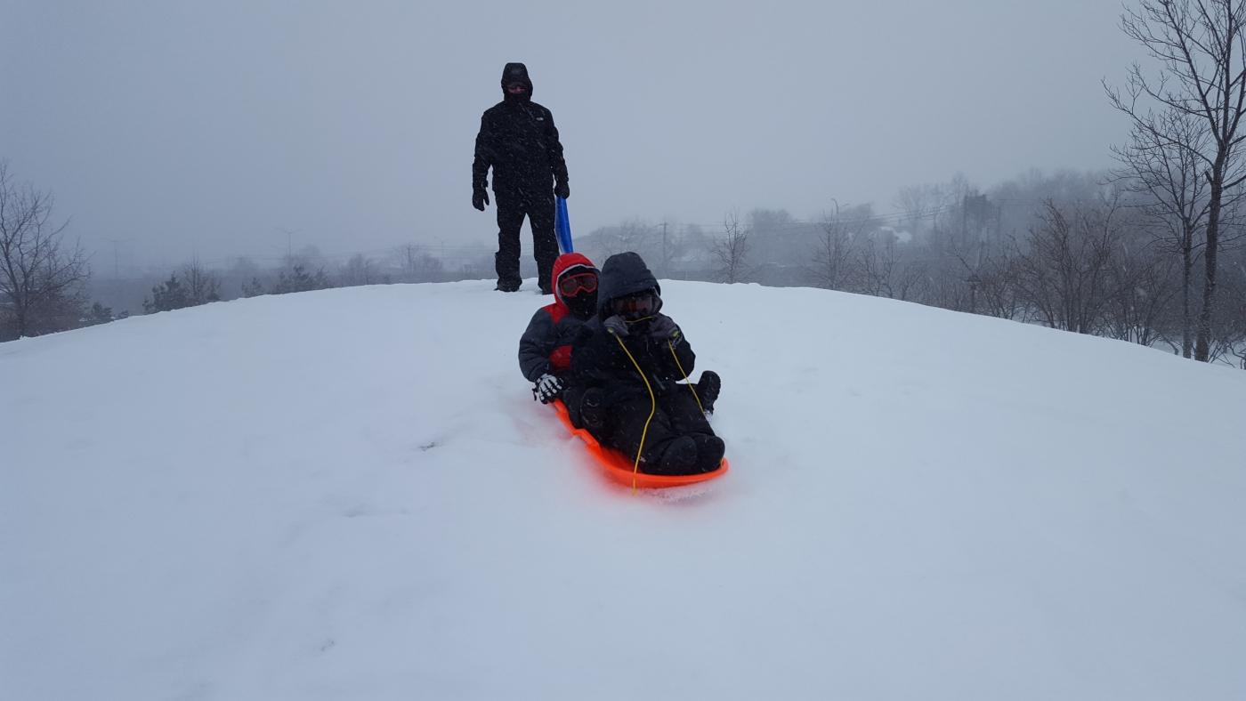 【田螺摄影】暴风雪里我捉到像诗―样的画面_图1-17