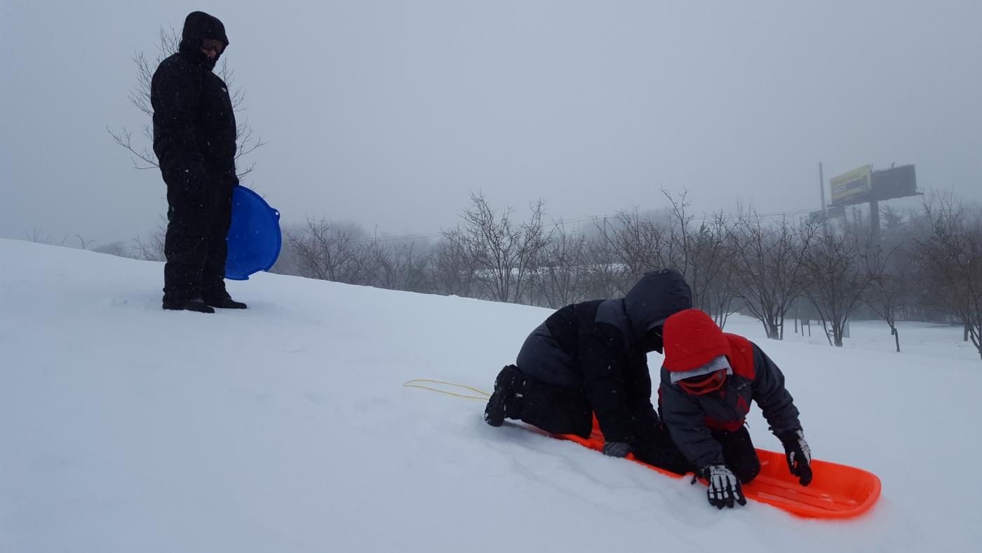 【田螺摄影】暴风雪里我捉到像诗―样的画面_图1-29