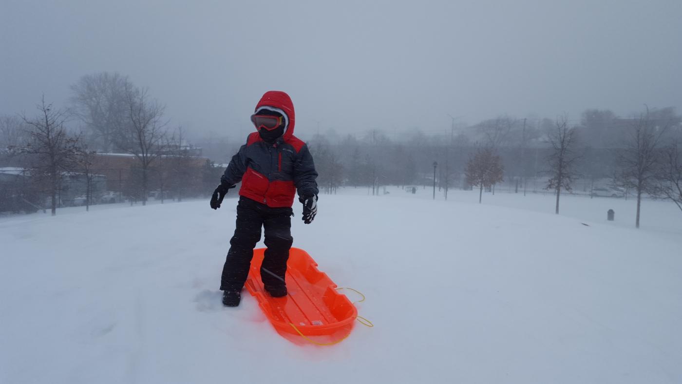 【田螺摄影】暴风雪里我捉到像诗―样的画面_图1-31