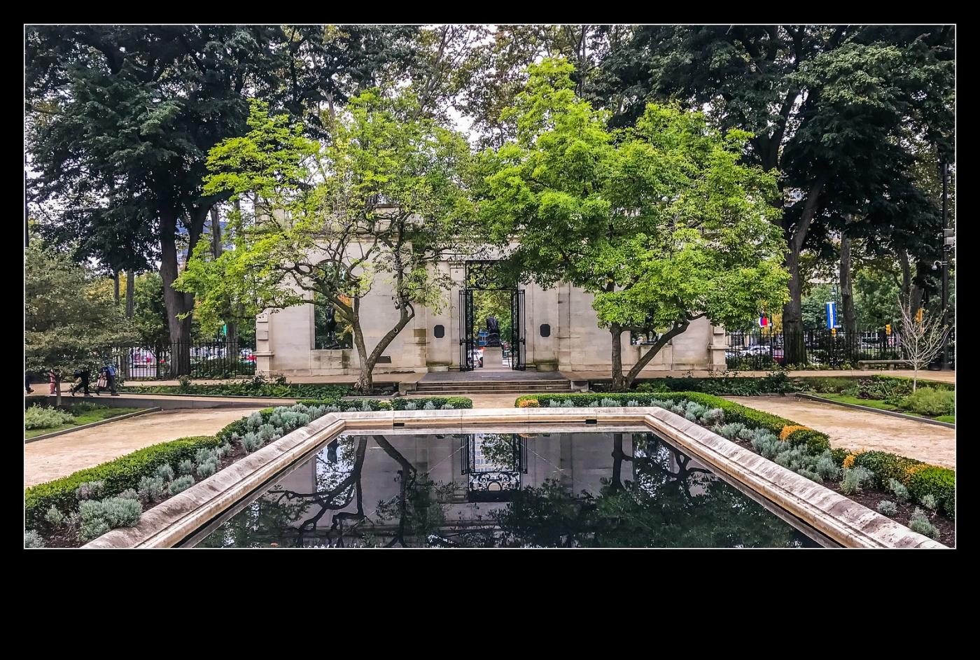 费城罗丹博物馆,值得一看(手机摄影)_图1-9