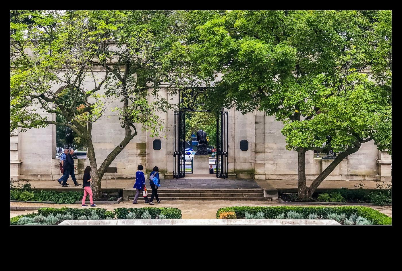 费城罗丹博物馆,值得一看(手机摄影)_图1-8