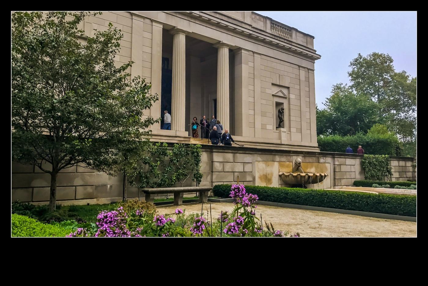 费城罗丹博物馆,值得一看(手机摄影)_图1-5
