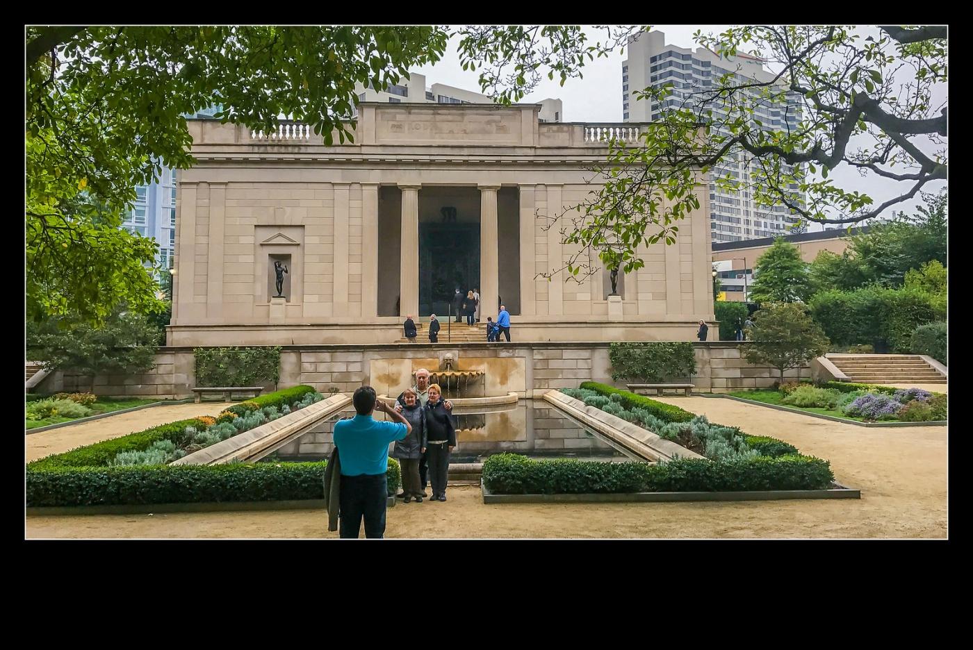 费城罗丹博物馆,值得一看(手机摄影)_图1-4
