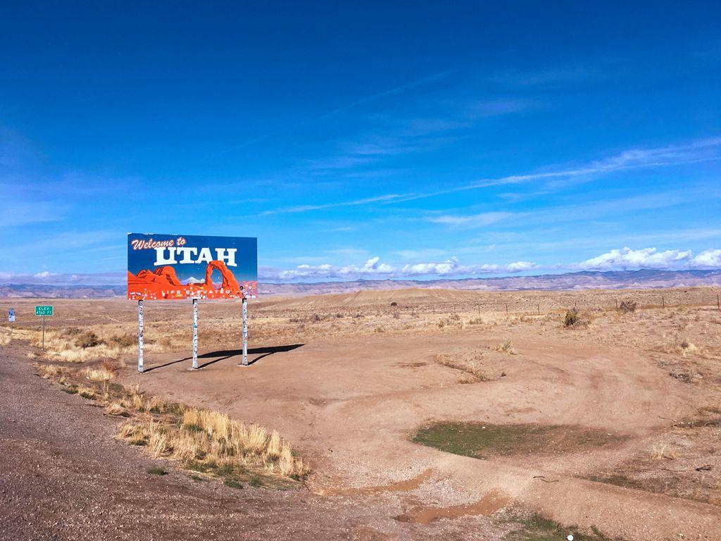 旅途即景:红色犹他州_图1-1