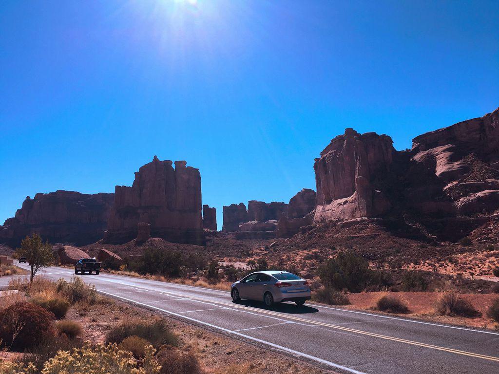 旅途即景:红色犹他州_图1-20