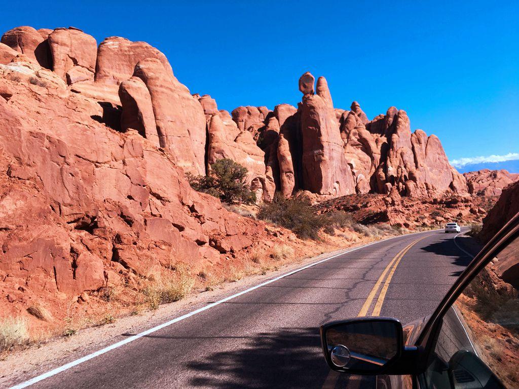 旅途即景:红色犹他州_图1-28