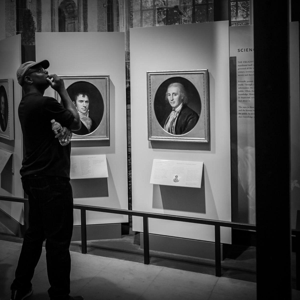 费城独立肖像馆,翻开历史那一页_图1-3