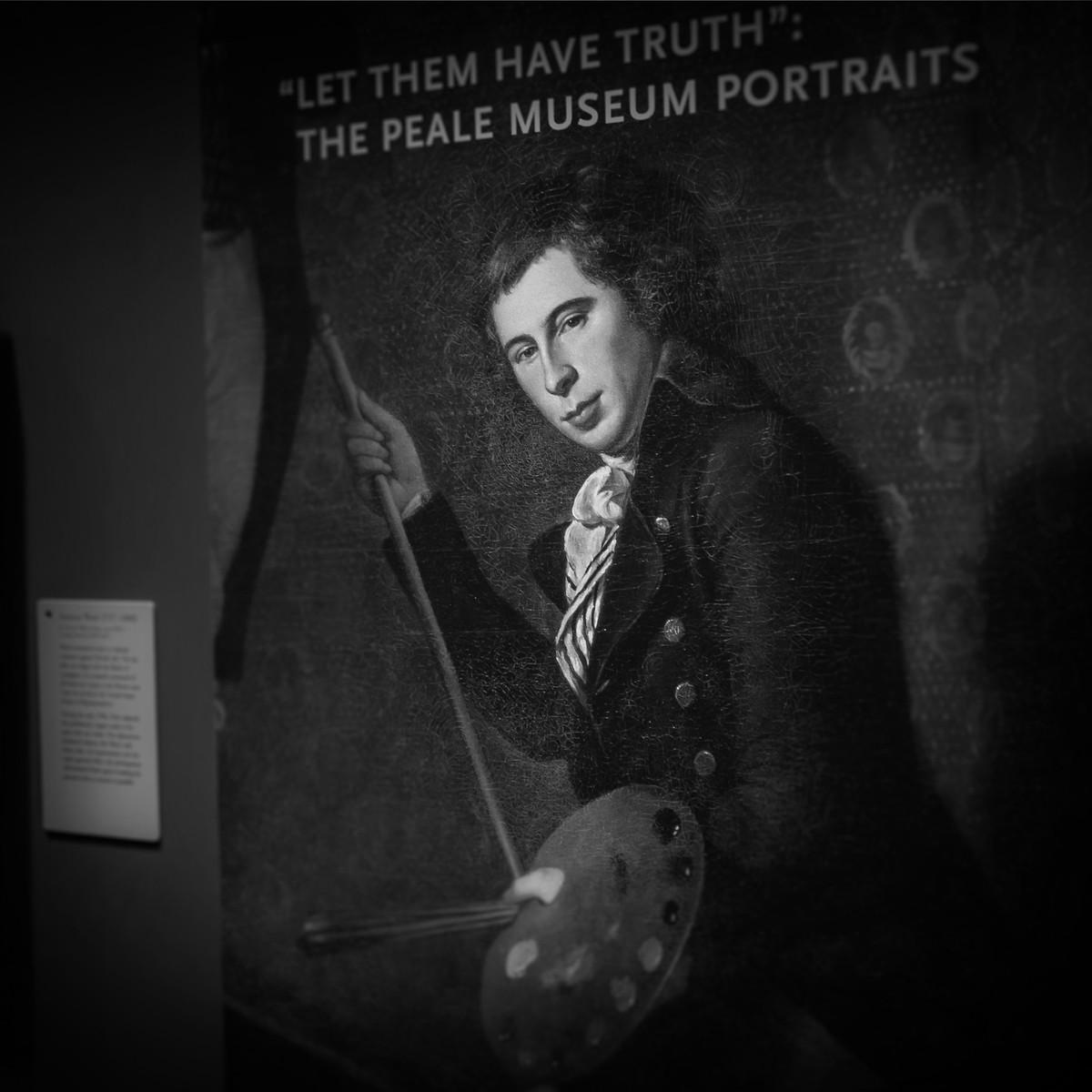 费城独立肖像馆,翻开历史那一页_图1-4