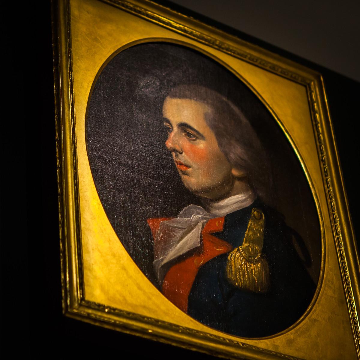 费城独立肖像馆,翻开历史那一页_图1-5