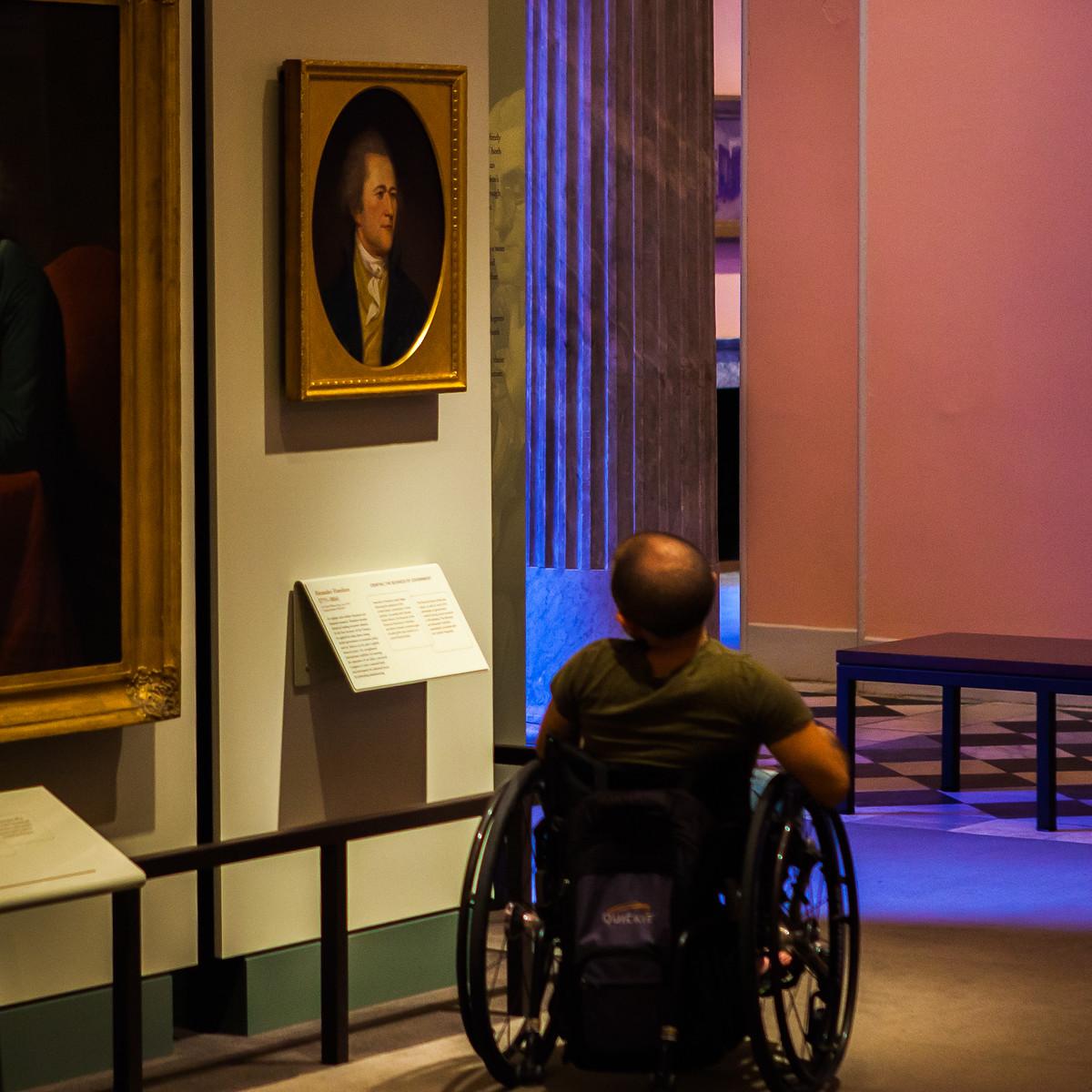 费城独立肖像馆,翻开历史那一页_图1-6