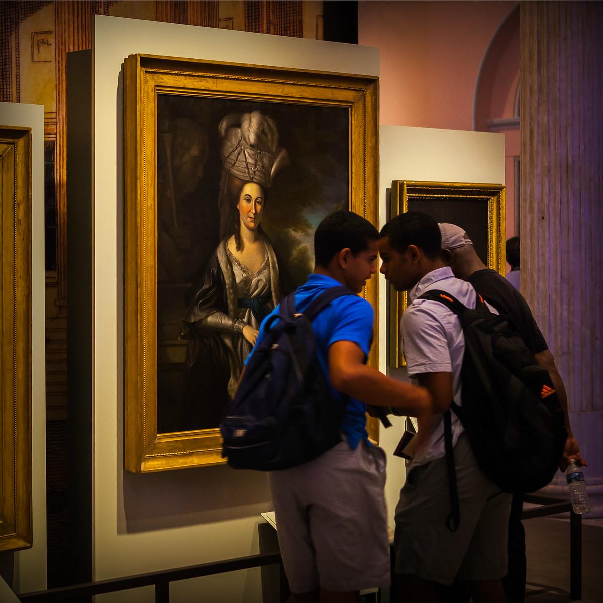 费城独立肖像馆,翻开历史那一页_图1-8