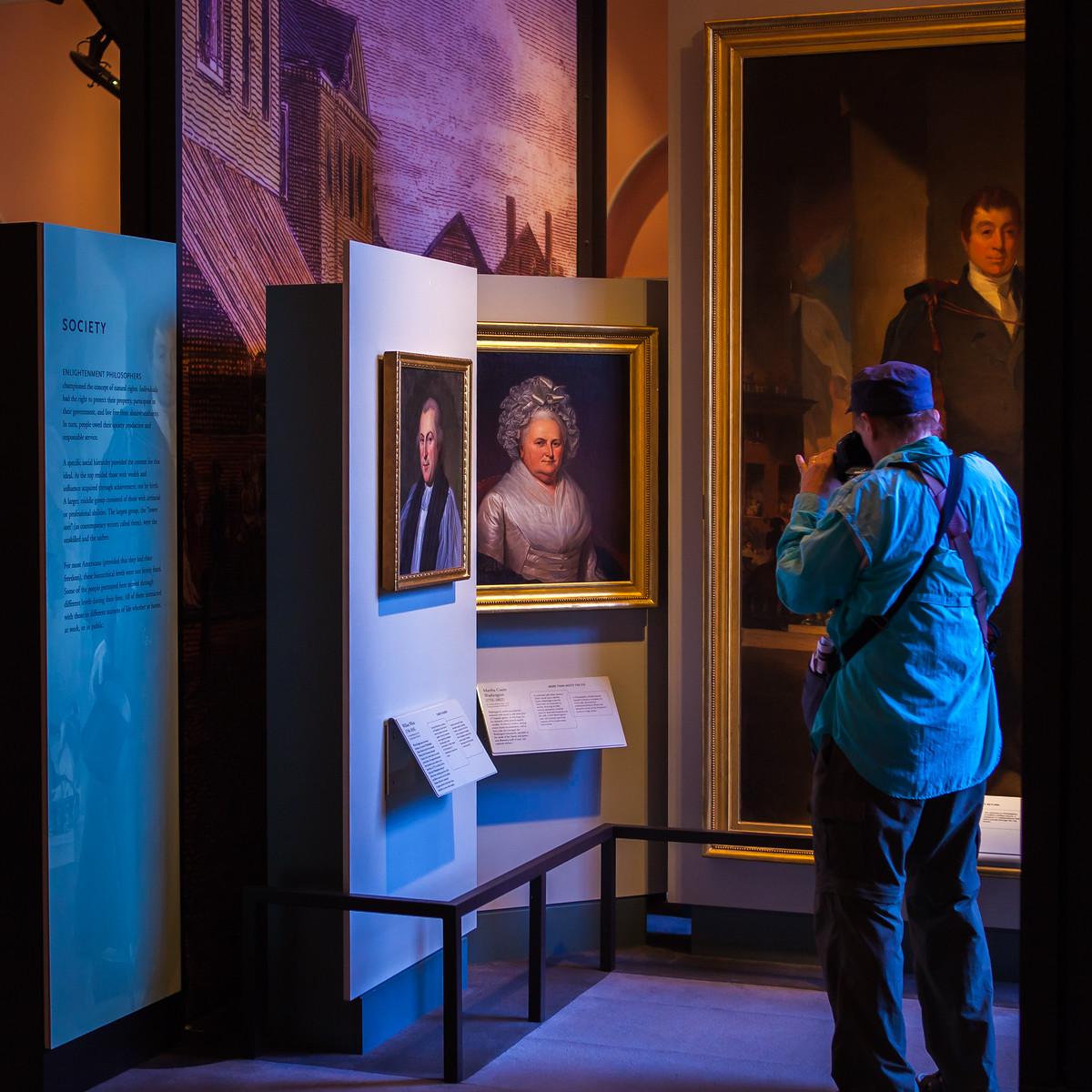 费城独立肖像馆,翻开历史那一页_图1-9