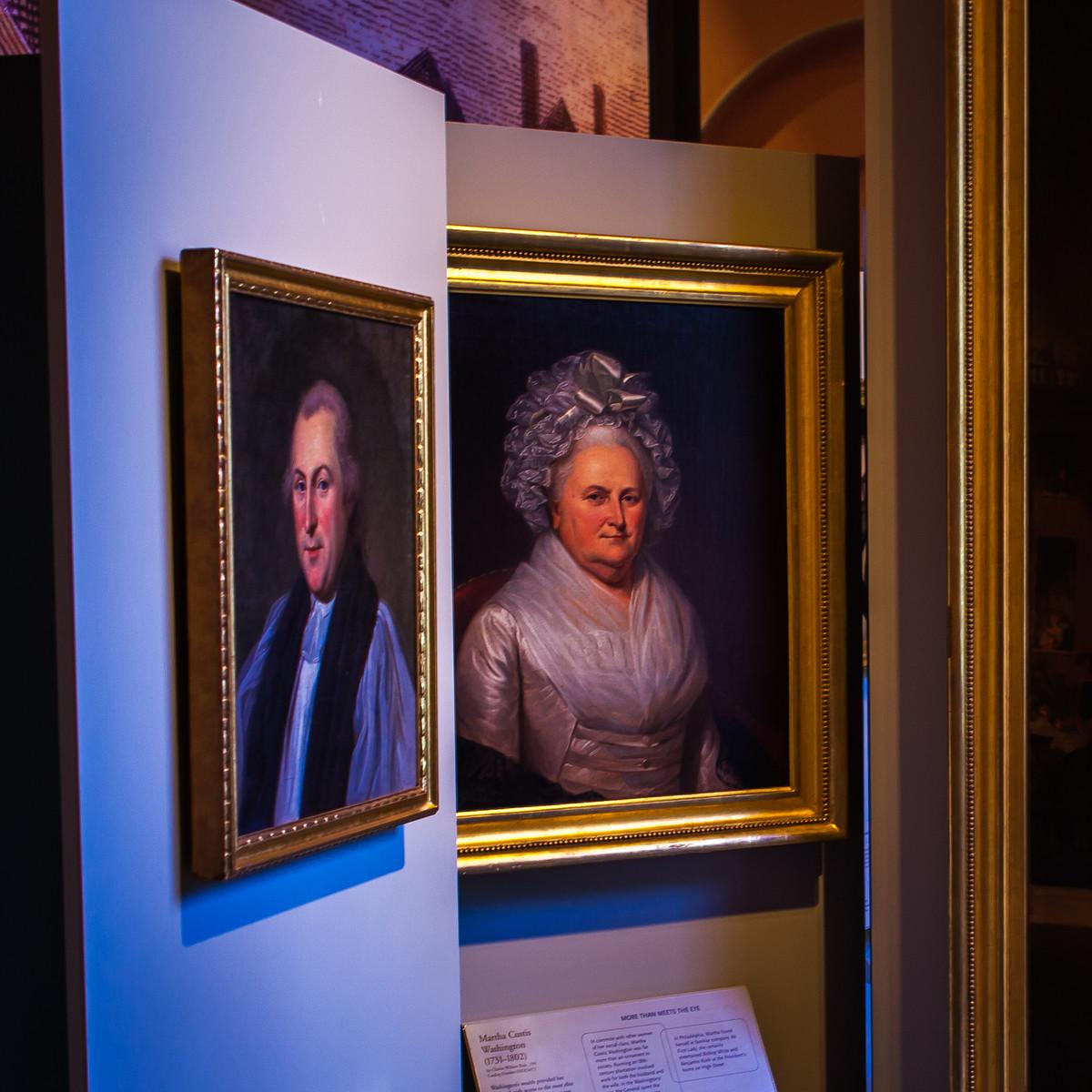 费城独立肖像馆,翻开历史那一页_图1-11