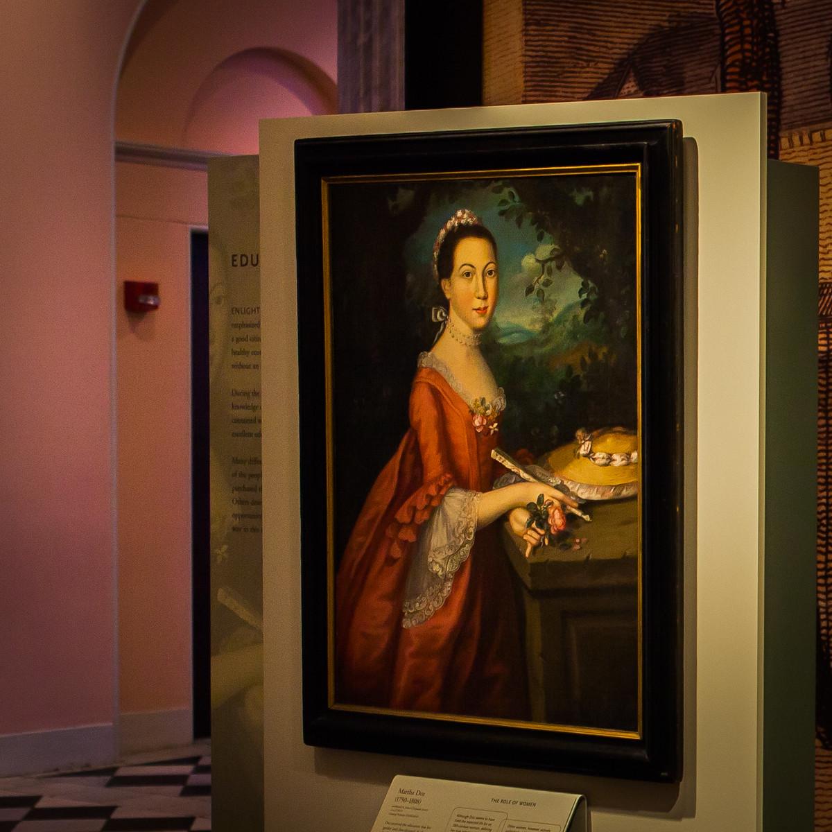 费城独立肖像馆,翻开历史那一页_图1-10