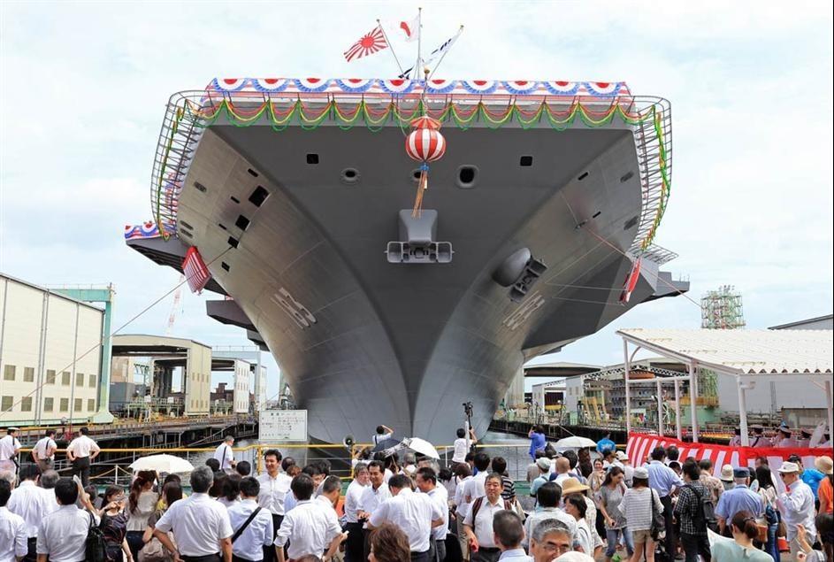 《出云号》将入南海:日本居心何在?_图1-1