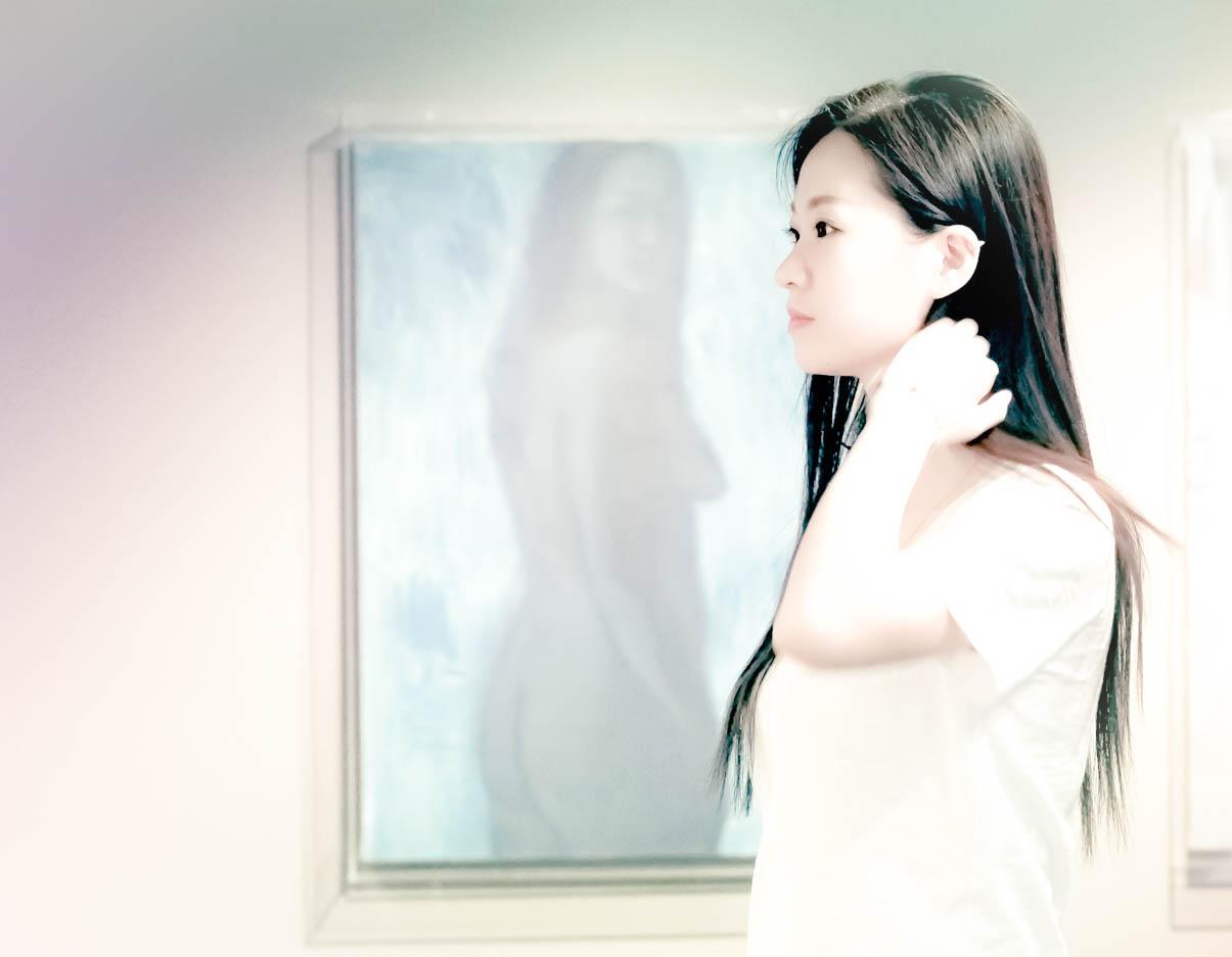 临沂女孩苏韵涵之穿过千山万水只为了你的画展_图1-7