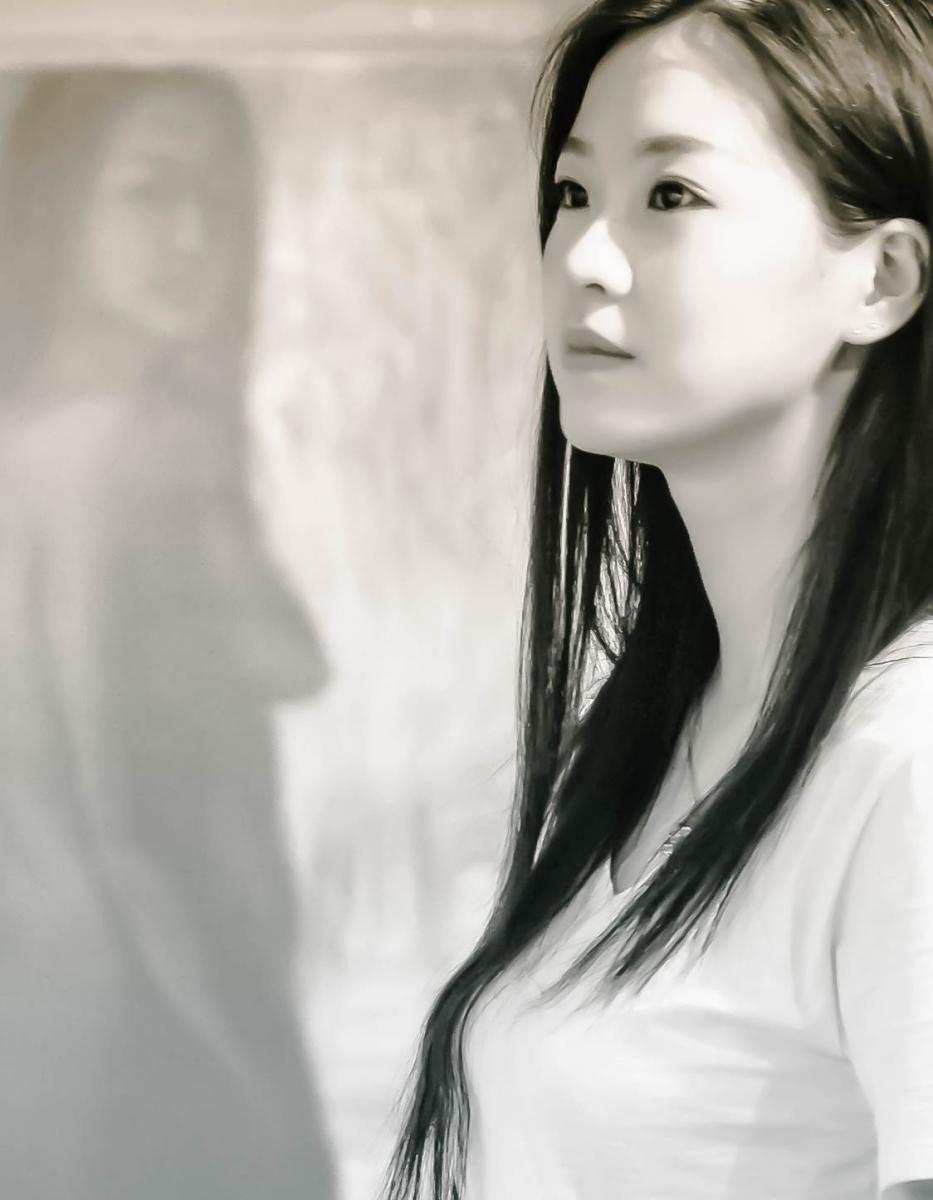 临沂女孩苏韵涵之穿过千山万水只为了你的画展_图1-5