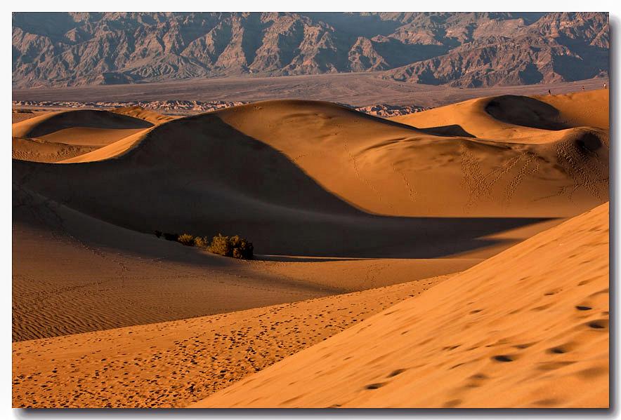 《酒一船摄影》:Death Valley 拍沙丘_图1-3