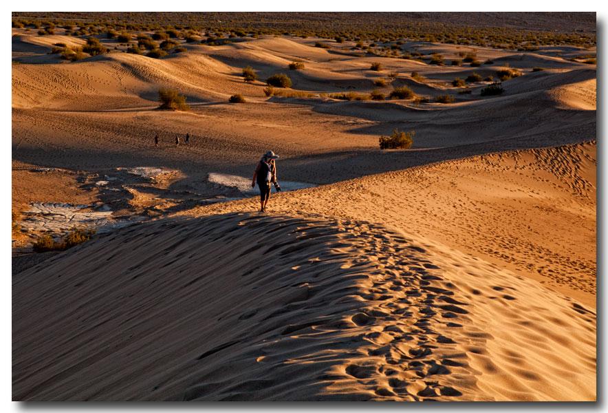 《酒一船摄影》:Death Valley 拍沙丘_图1-6