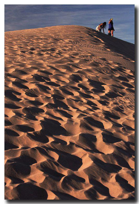 《酒一船摄影》:Death Valley 拍沙丘_图1-5