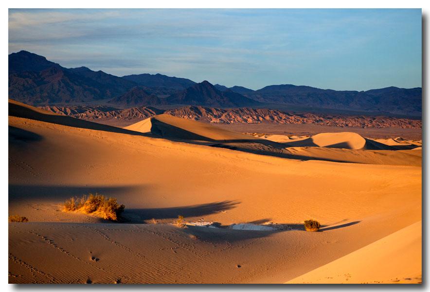 《酒一船摄影》:Death Valley 拍沙丘_图1-8