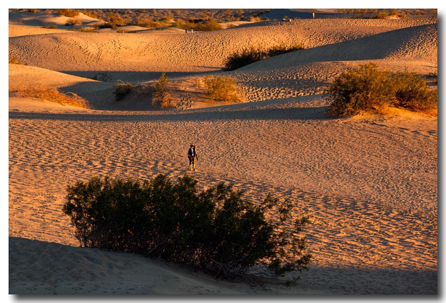 《酒一船摄影》:Death Valley 拍沙丘_图1-9