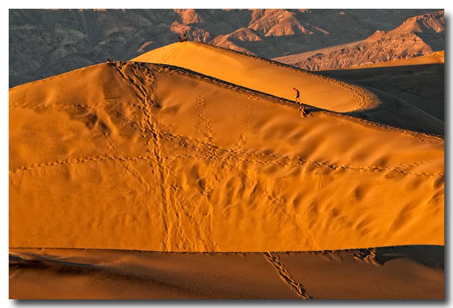 《酒一船摄影》:Death Valley 拍沙丘_图1-11